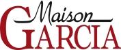 Logotype Maison Garcia Rouge et noir